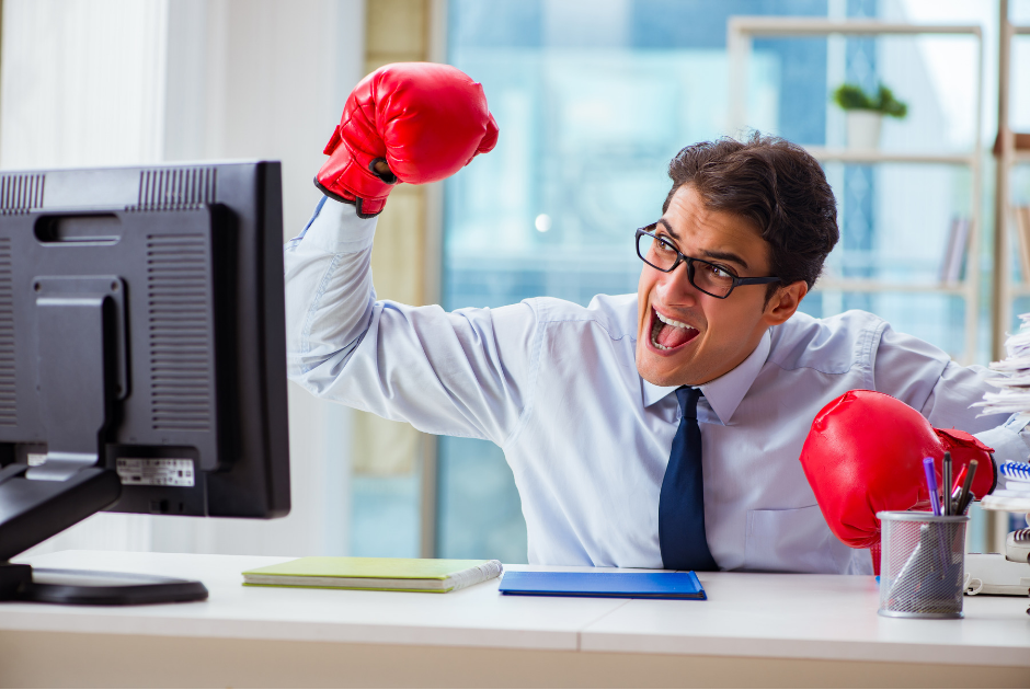 Financial Modeling is like boxing